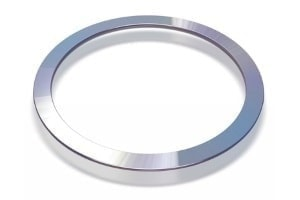 Polierläppen von Metall für spiegeldende Oberflächen