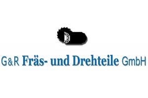 Firmenlogo der G&R Fräs- und Drehteile GmbH