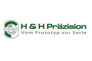 Logo der H&H Präzision GmbH