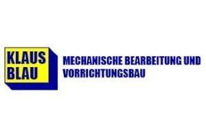 Logo von Klaus Blau Mechanische Bearbeitung