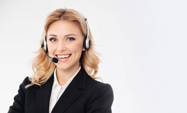 Über unseren Service mit allen Kontaktdaten