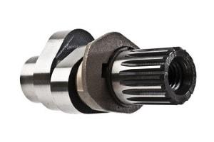 Unrundschleifen einer Getriebewelle für den Fahrzeugbau